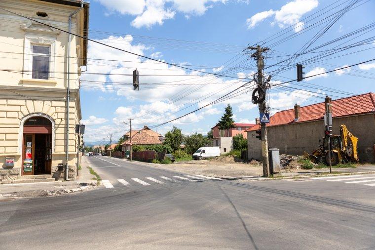 Útkereszteződések bővítése Székelyudvarhelyen: három és fél éve várják az autósok