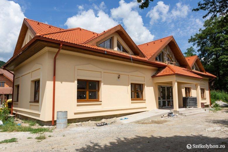 Új községháza épül Fenyéden