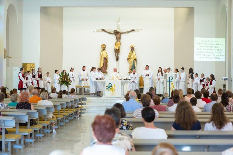 Találkoztak, akiket még Márton Áron püspök szentelt pappá