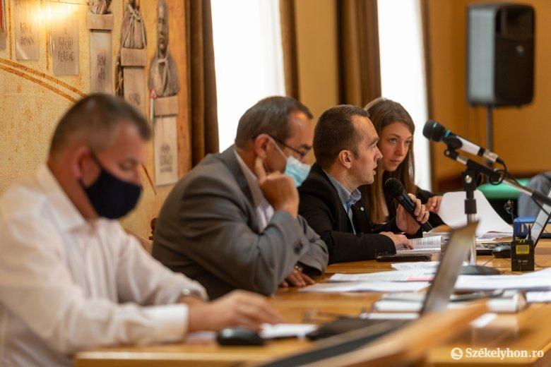 Megszavazták a költségvetés-kiigazítást Székelyudvarhelyen