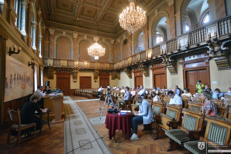 Szakbizottsági jelentés hiányában nem szavaztak a tervezett költségvetés-módosításról Székelyudvarhelyen