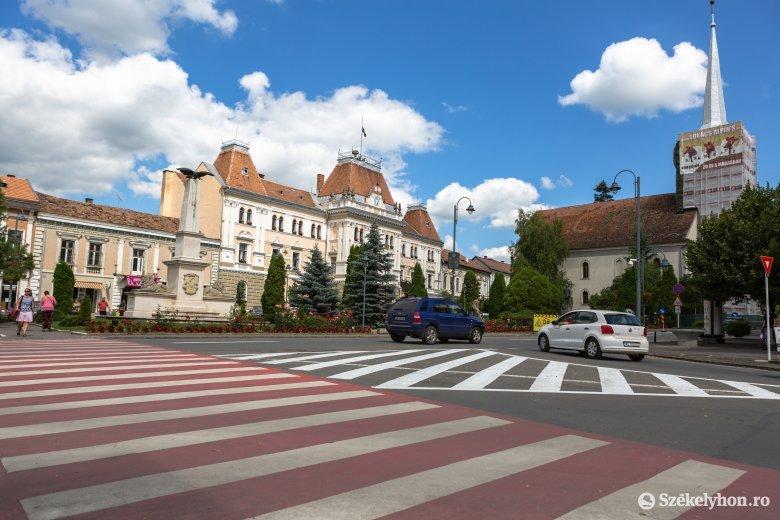 Útfestések Székelyudvarhelyen: nem lesz jelentős forgalomváltozás