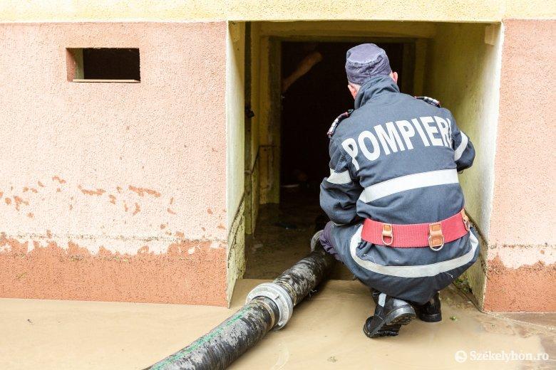 Újabb áradásokra figyelmeztetnek, de ezúttal Székelyföld kevésbé érintett