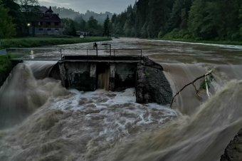 Áradásokra figyelmeztetnek a hidrológusok