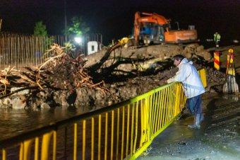 Huszonhárom megyében okozott károkat a viharos időjárás az elmúlt 24 órában