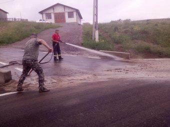 Szűnni nem akaró áradások Udvarhelyszéken