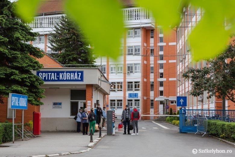 Kilenc koronavírus-fertőzött személyt regisztráltak az elmúlt 24 órában Hargita megyében