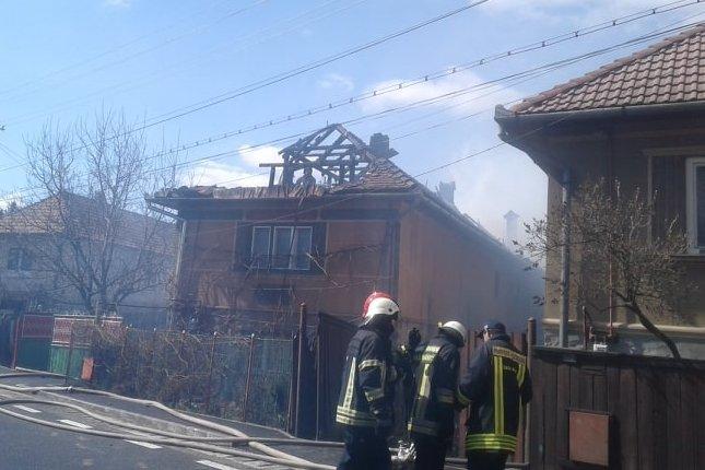 Több épület égett le Szentegyházán