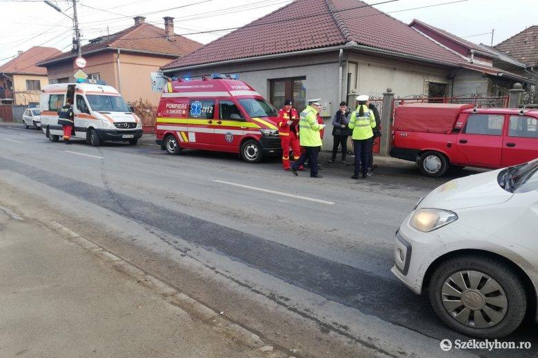 Rollerező kiskorút ütöttek el Székelyudvarhelyen