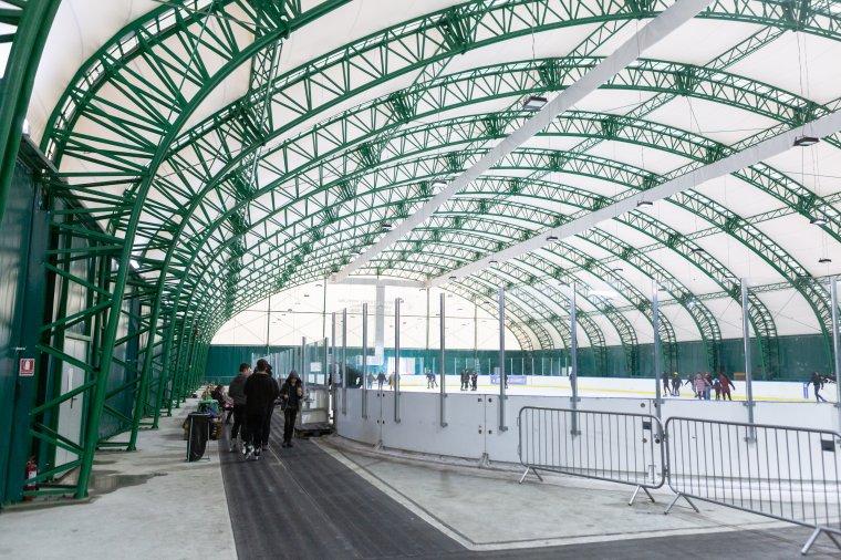 Csekély bevétellel zárt a székelyudvarhelyi  jégpálya