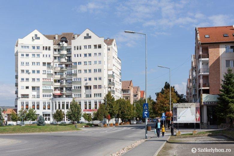 Megvan a kivitelező a székelyudvarhelyi II. Rákóczi Ferenc utca felújítására, két év alatt kell elkészülnie