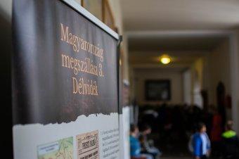 Rendhagyó történelemórák Trianonról