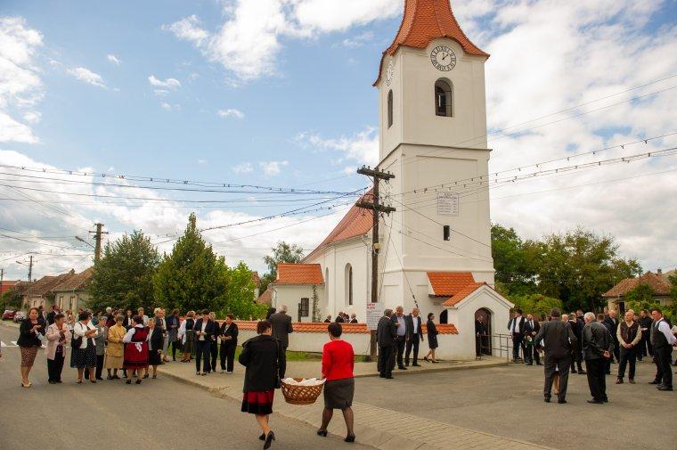 Reformátusok és unitáriusok közös temploma