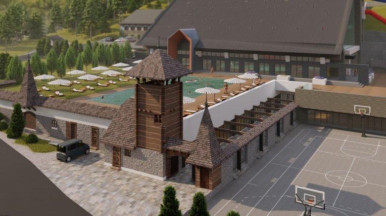Élményfürdőt építtetne Homoródfürdőn a szentegyházi önkormányzat