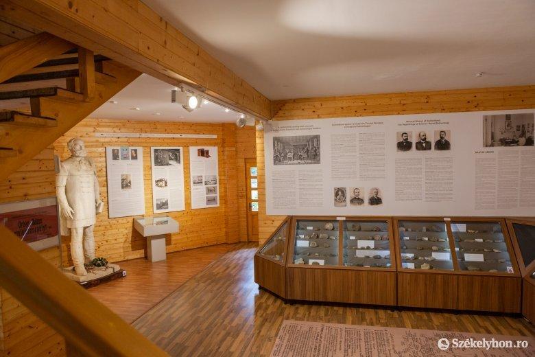 Pezsgő idegenforgalom a szejkefürdői Borvízmúzeumban