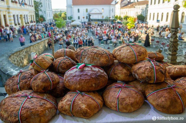 Idén már megadták a módját a Szent István-napi ünnepségnek Székelyudvarhelyen