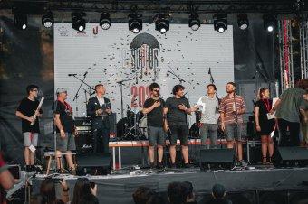 Marosvásárhelyi zenekar lett az idei Siculus Fesztivál nyertese