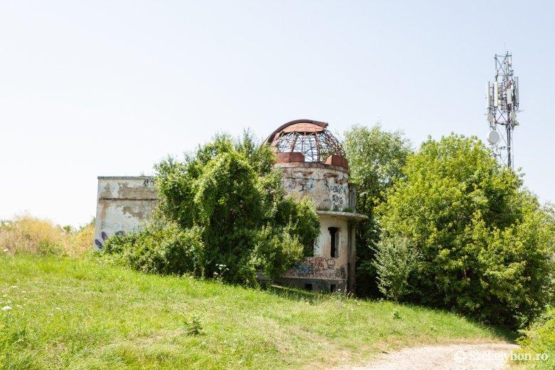 Lett jelentkező, aki elvégezné a székelyudvarhelyi csillagvizsgáló épületének felújítását