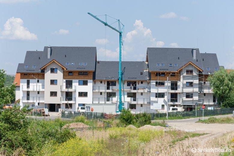 Megoldást ígér az építkezési alapanyagok drágulására Cseke Attila fejlesztési miniszter