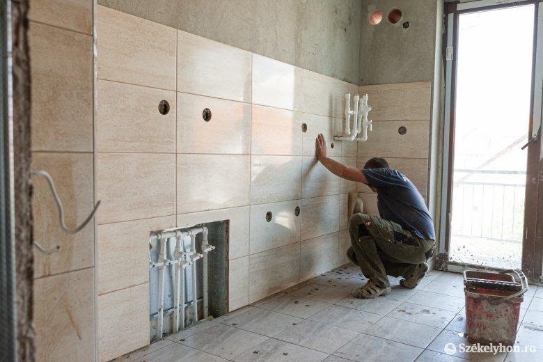 Otthon, édes-drága új otthon: két-három év múlva okozhat visszaesést a mostani árugrás az építőiparban