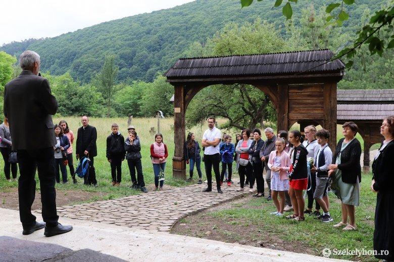 Orbán Balázsra emlékeztek a Szejkefürdőn