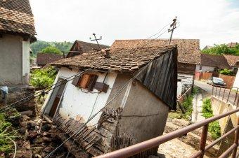 Utcákat, udvarokat, házakat árasztott el a víz Lövétén