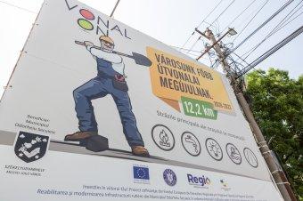 Hiába cél a károsanyag-kibocsátás csökkentése, ha lassan halad az utak felújítása