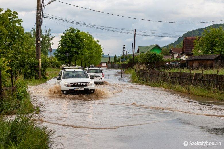 Árvizekre figyelmeztetnek a hidrológusok