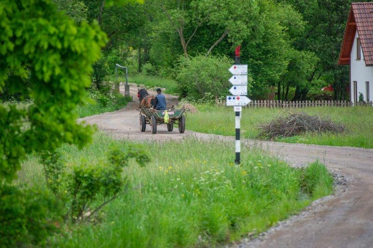 Nyáron befejezik a Mária-út szentegyházi szakaszának újjáépítését