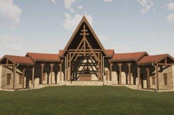 Hivatalos egyházi búcsújáróhelyet szeretnének Oroszhegy határában