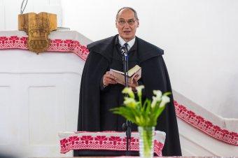 Püspökválasztásra készülnek az unitáriusok, Kovács István az egyetlen jelölt