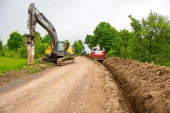 Az utóbbi években kevés pénzt költöttek a megyei és községi utakra, pedig sok beruházásra lenne szükség