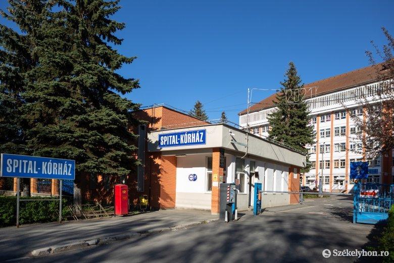 Már csak négy fertőzött szorul kórházi ellátásra Hargita megyében