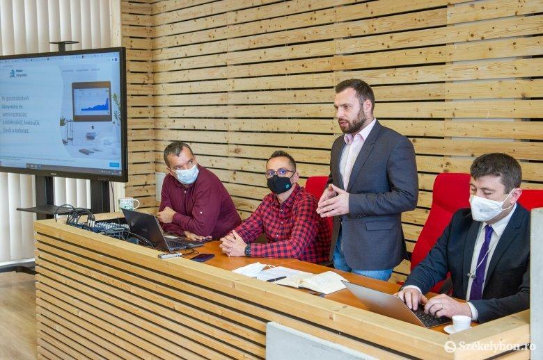 """Százötven Hargita megyei vállalkozás került fel a """"digitális térképre"""""""