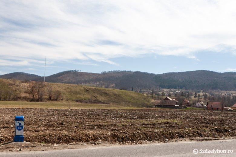 Telket biztosítanak a fiataloknak: Zetelaka községben tizenhat, házépítésre szánt területet mértek ki