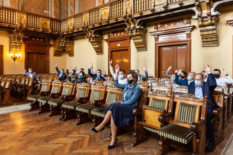 Szavaztak a költségvetésről Székelyudvarhelyen