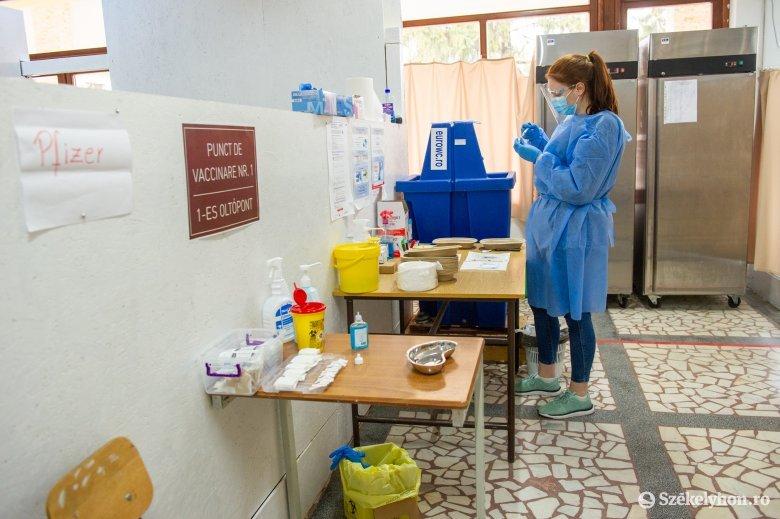 Már 70 ezer fölött a napi immunizáltak száma, a főkoordinátor szerint a lakosság fele beoltatná magát