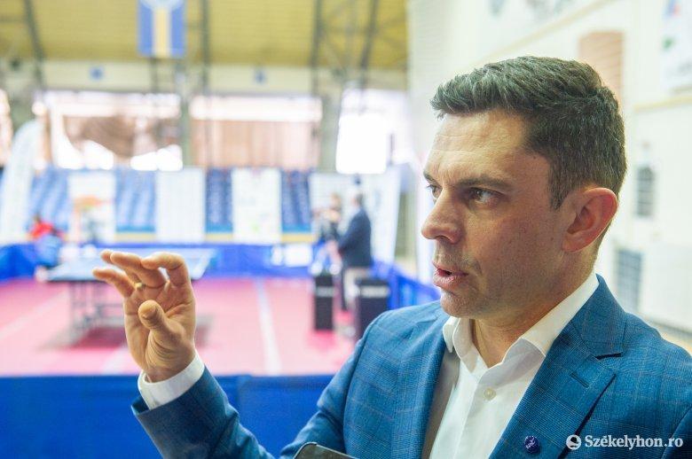 A sportstratégia hiányának számlájára írja a romániai olimpikonok gyenge teljesítményét Novák Eduárd sportminiszter