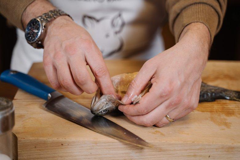 Sajtósok szakácskötényben