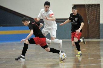 A döntőbe jutás a tét az Udvarhely–Vásárhely U19-es futsalmeccsen