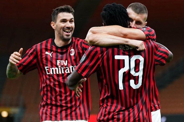 A Juventus skalpját is megszerezte az AC Milan