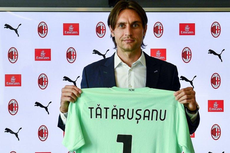 Hivatalos: Ciprian Tătărușanu az AC Milanhoz igazolt
