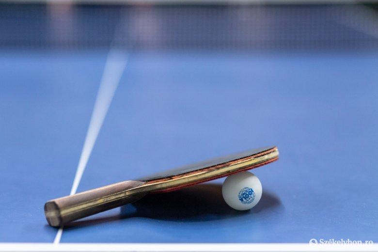 Pingpongbajnokságot rendeznek Csíkszeredában