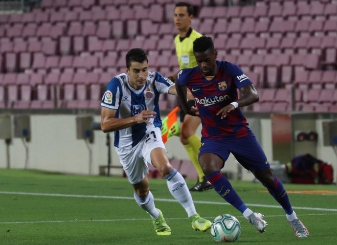 Vesztes barcelonai derbi után esett ki az Espanyol