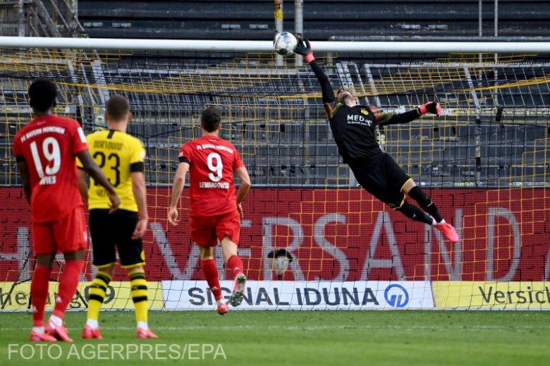 Bundesliga: három nagyon fontos pontot szerzett a Bayern