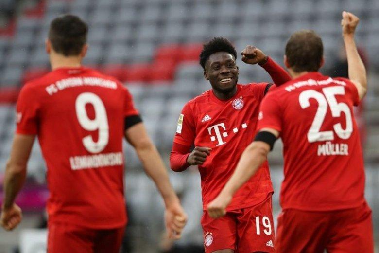 Sima Bayern-diadal a 77. Német Kupa döntőjében