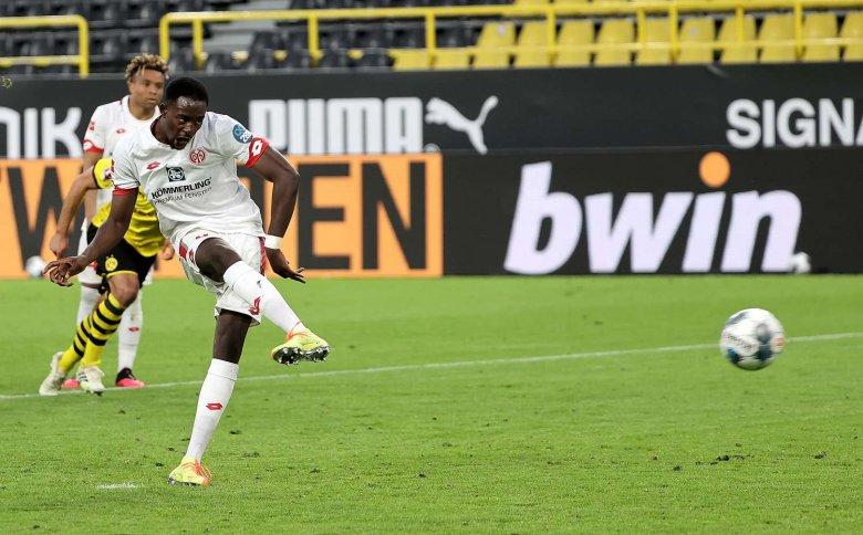 Meglepetés a Bundesligában: Dortmundban nyert a kieséstől menekülő Mainz