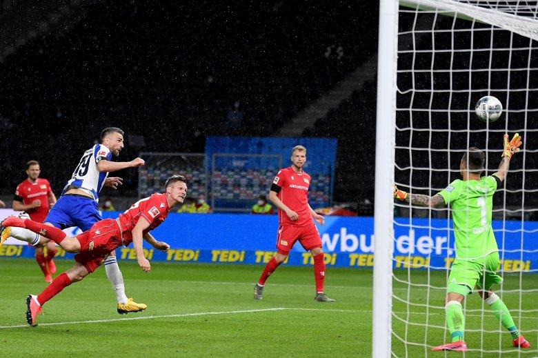 Bundesliga: fölényes Hertha-siker a berlini derbin