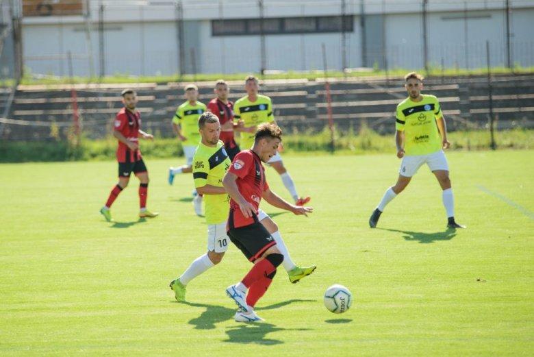 Szeben megyében győzött az FK Csíkszereda