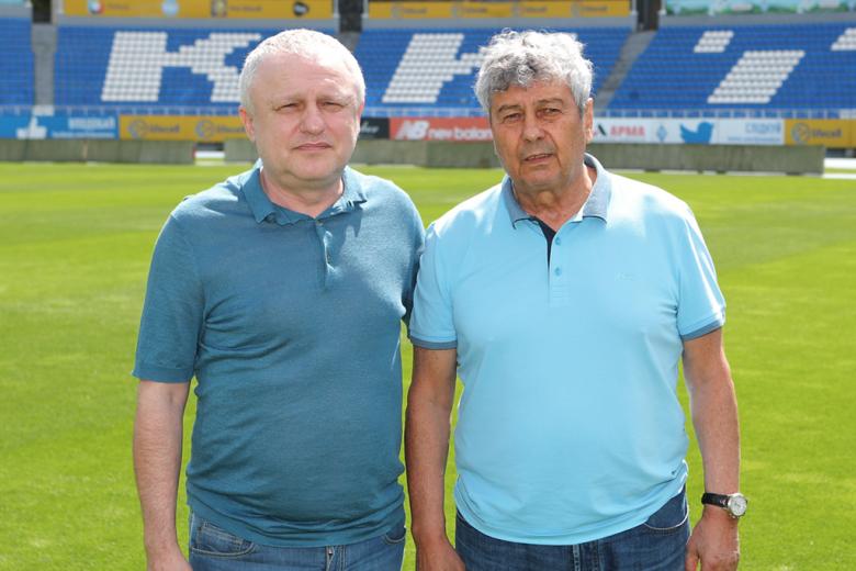 Lucescut meggyőzték, mégis elvállalja a kijevi kihívást